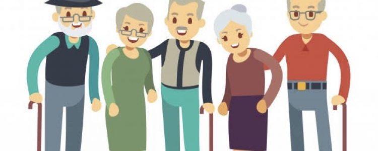 Cuidados com idosos durante o isolamento